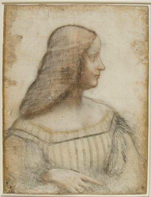 Portrait d'Isabelle Deste